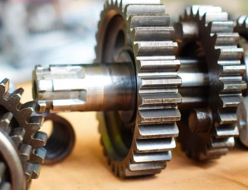 Re-Furb Axle & Gearboxes