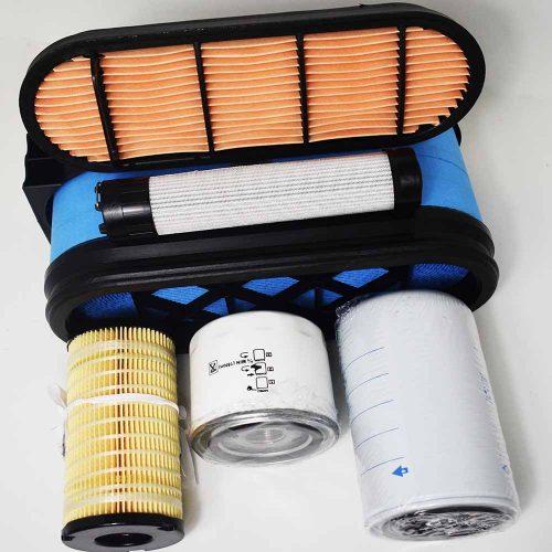 Thwaites Dumper Filter Kits
