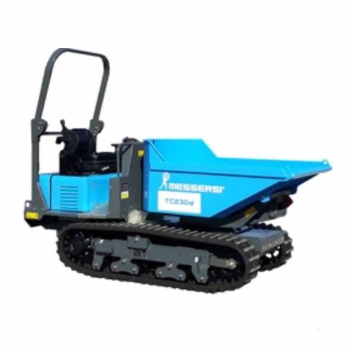 Messersi 1500kg - 3500kg Tracked Dumpers