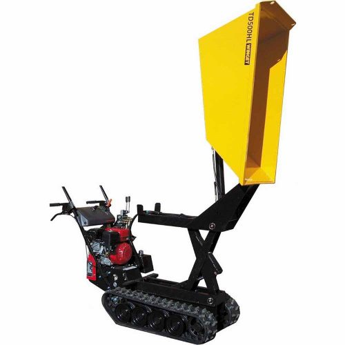Winget Tracked Power Dumpers