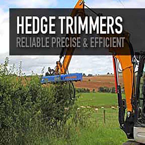 Auger Torque - Hedge Trimmers