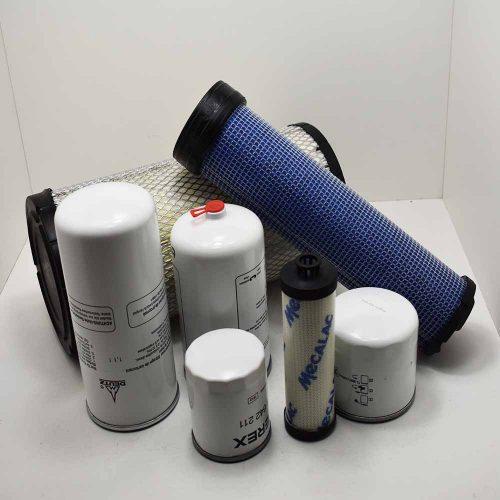 Terex/Mecalac/Benford Dumper Filter Kits