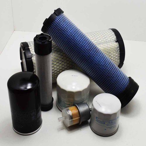 Barford Dumper Filter Kits
