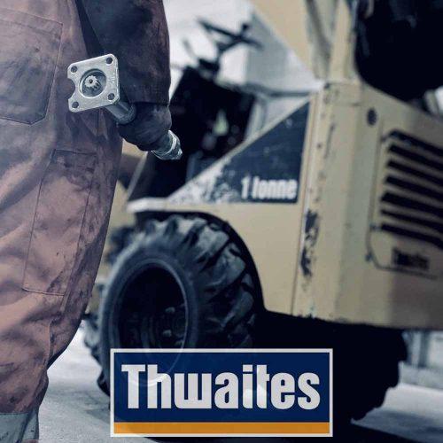 Thwaites dumper parts