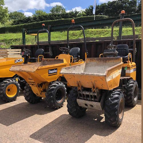 Used Dumpers