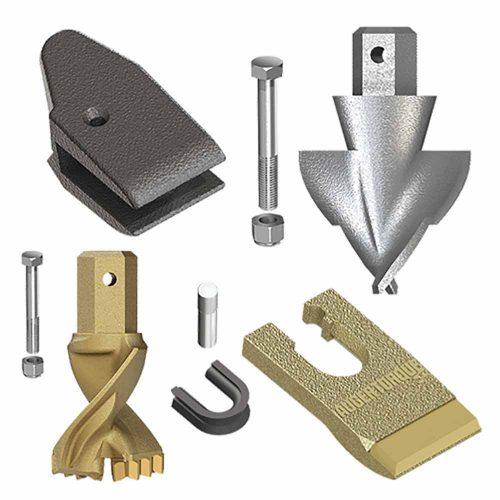 Auger Torque - Wear parts