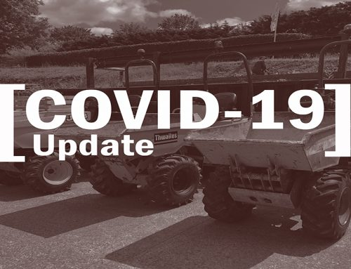 Covid-19 Update heading into the new lockdown