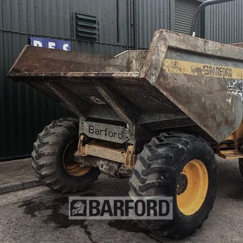 Barford dumper parts