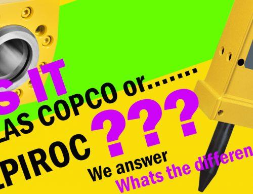 Is it Atlas Copco or Epiroc?