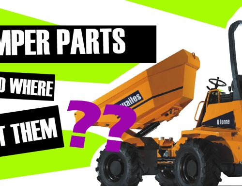 Why are PES the Uk's largest supplier of Dumper Parts?