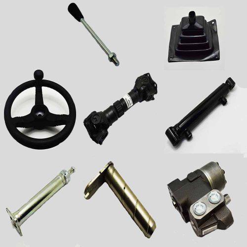 Thwaites Dumper Steering-Hydraulics-Propshafts