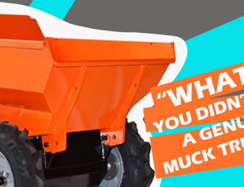 Muck-Trucks…… Don't be fooled by cheap Chinese copies!