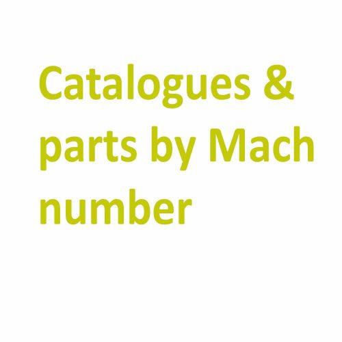 Thwaites Dumper Parts Catalogues