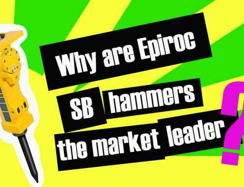 Why are Epiroc SB hammers the market leader.