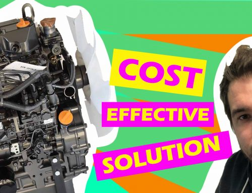Yanmar cost-effective solution