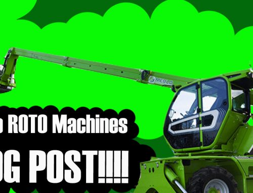 Merlo ROTO Machines