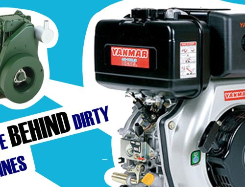 Yanmar L series air-cooled diesel engines