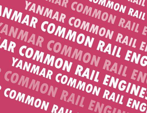 Yanmar Common Rail Engines.