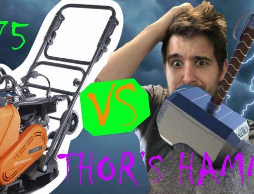 LF75 VS Thor's Hammer